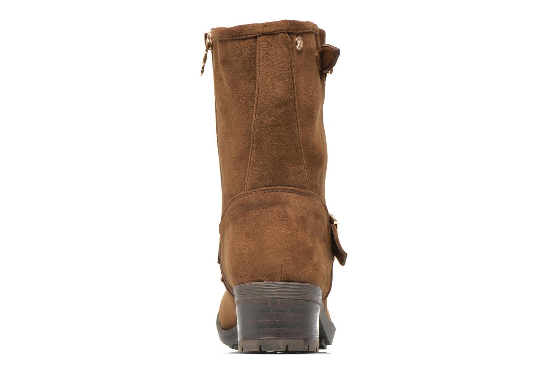 Bottines et boots Xti Rangiroa Marron vue droite