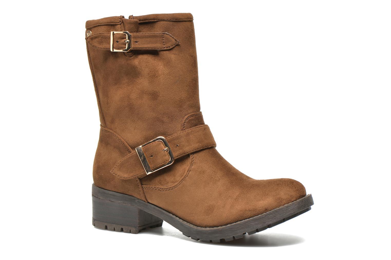 Bottines et boots Xti Rangiroa Marron vue détail/paire