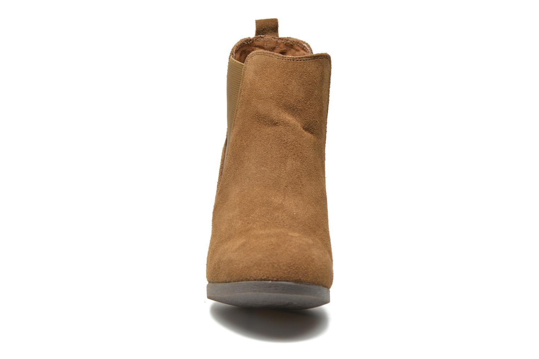 Bottines et boots Xti Nargana Marron vue portées chaussures