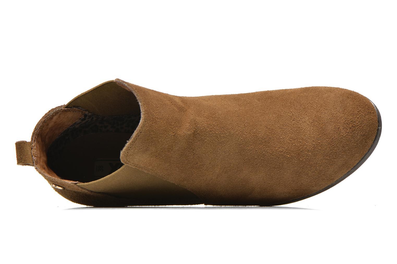 Bottines et boots Xti Nargana Marron vue gauche