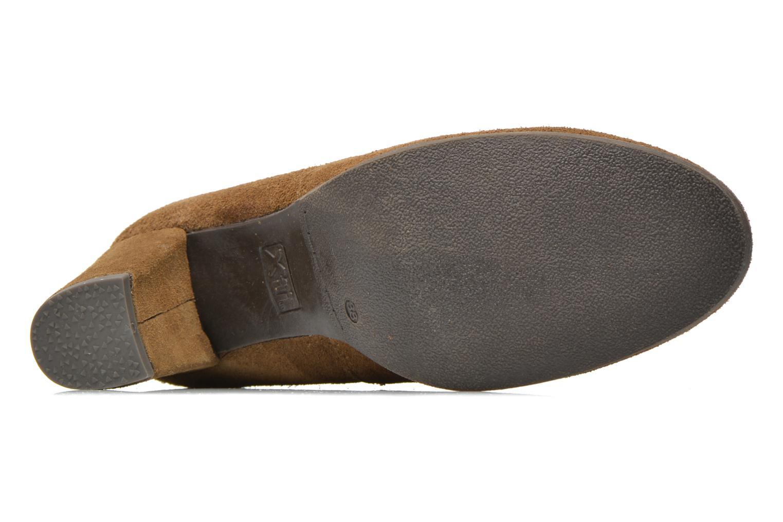 Bottines et boots Xti Nargana Marron vue haut