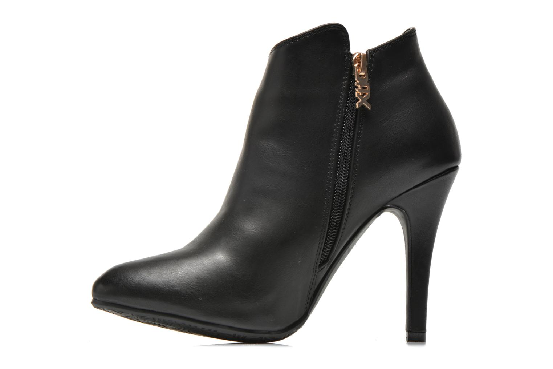Bottines et boots Xti Nihau Noir vue face