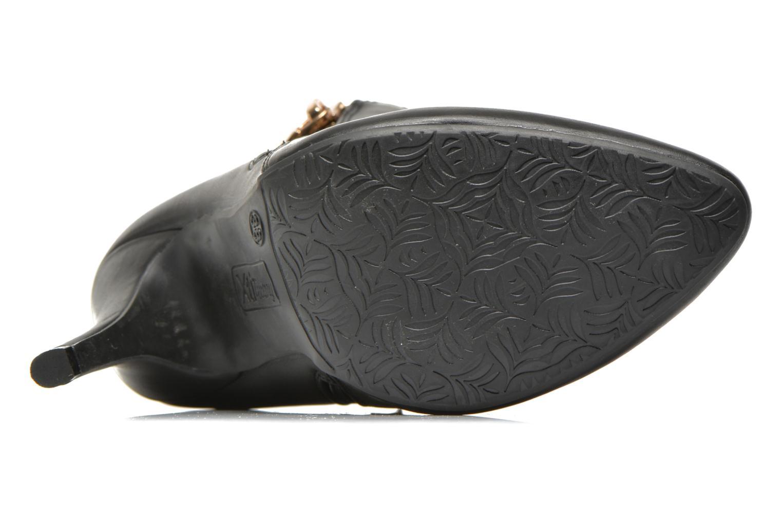 Bottines et boots Xti Nihau Noir vue haut
