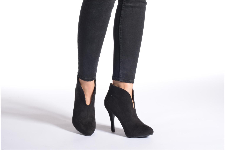 Bottines et boots Xti Marinello Noir vue bas / vue portée sac