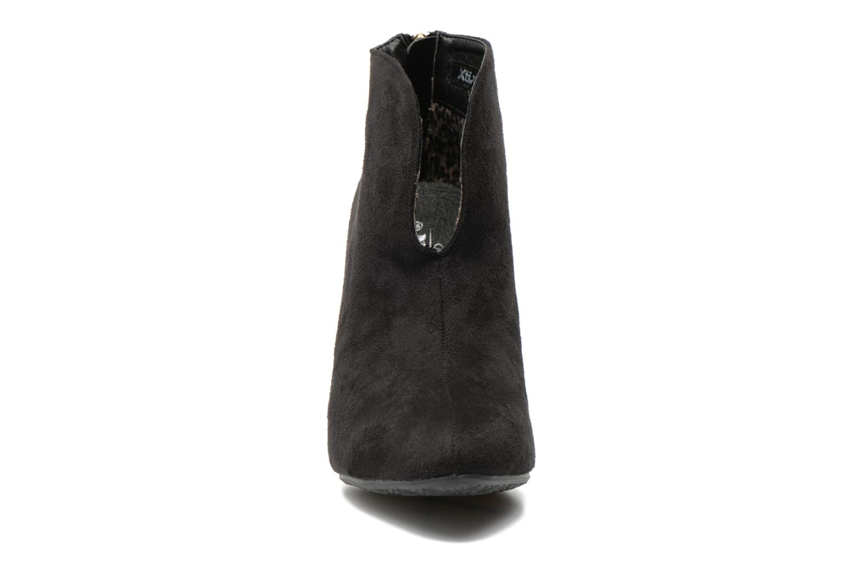 Bottines et boots Xti Marinello Noir vue portées chaussures