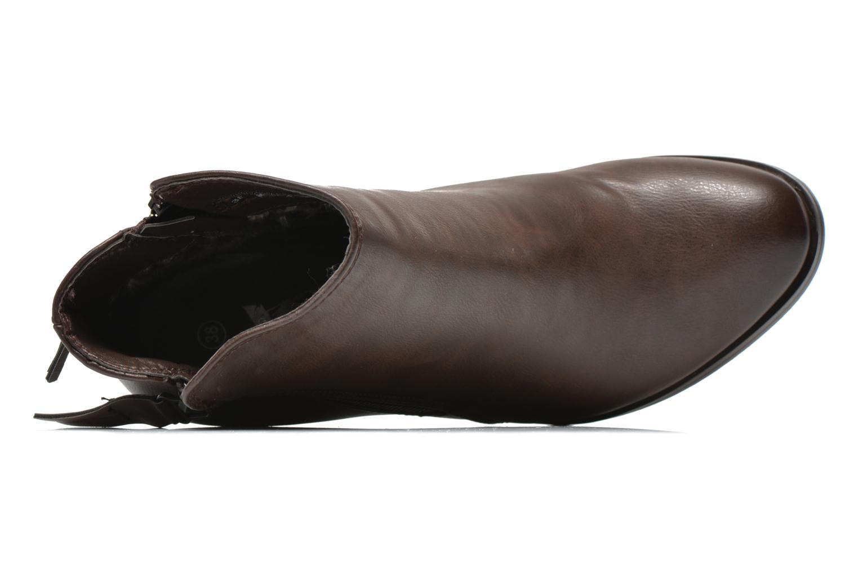 Bottines et boots Xti Maho Marron vue gauche