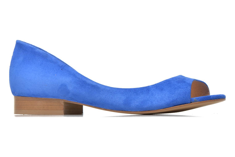 Bailarinas Georgia Rose Emoto Azul vistra trasera