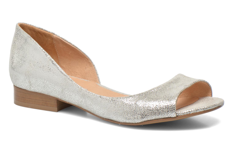 Zapatos promocionales Georgia Rose Emoto (Plateado) - Bailarinas   Los últimos zapatos de descuento para hombres y mujeres