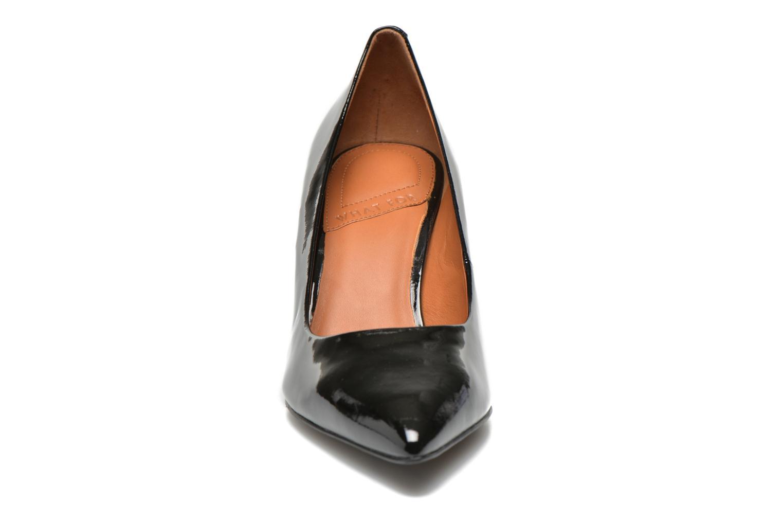 Escarpins What For Kate Noir vue portées chaussures