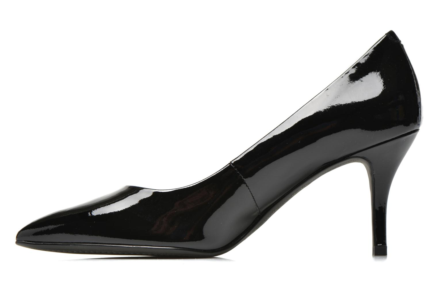 High heels What For Kate Black front view