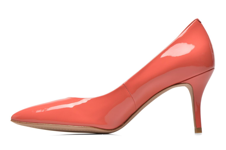 Zapatos de tacón What For Kate Rosa vista de frente