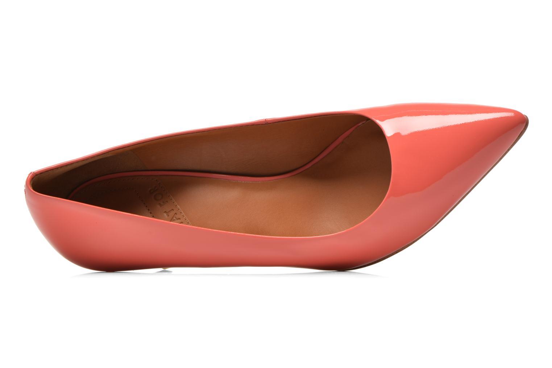 Zapatos de tacón What For Kate Rosa vista lateral izquierda
