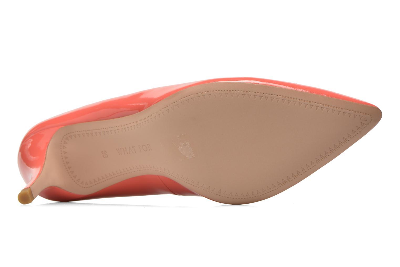 Zapatos de tacón What For Kate Rosa vista de arriba