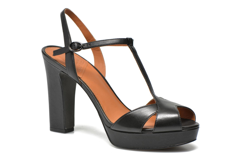 Sandalen What For Damya schwarz detaillierte ansicht/modell