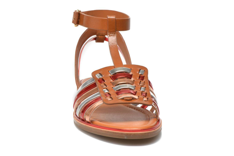 Sandalen What For Pralie mehrfarbig schuhe getragen