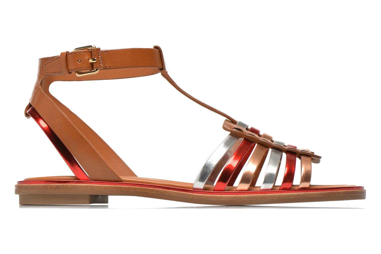 Sandales et nu-pieds What For Pralie Multicolore vue derrière