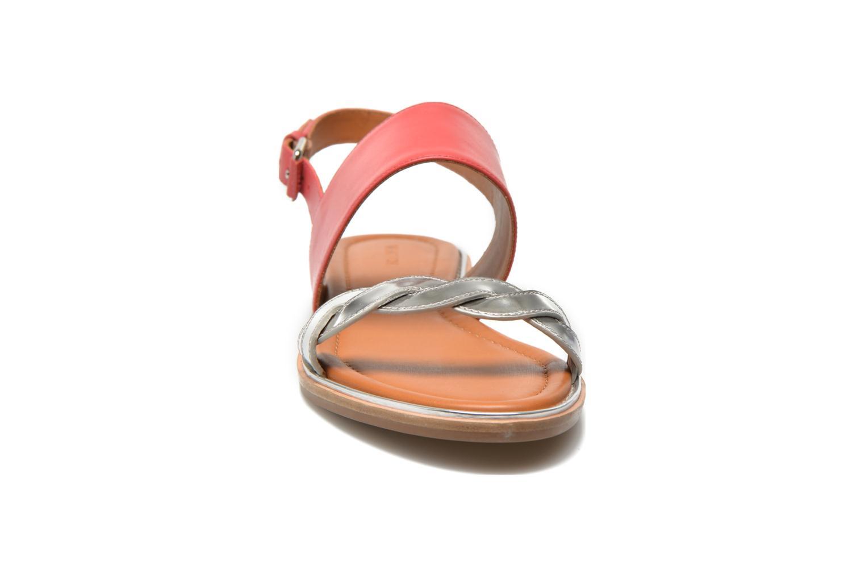 Sandales et nu-pieds What For Kimie Multicolore vue portées chaussures