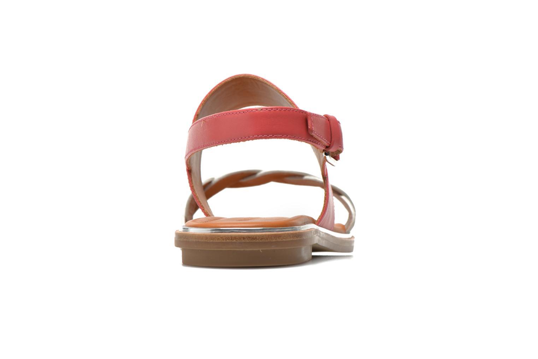 Sandales et nu-pieds What For Kimie Multicolore vue droite