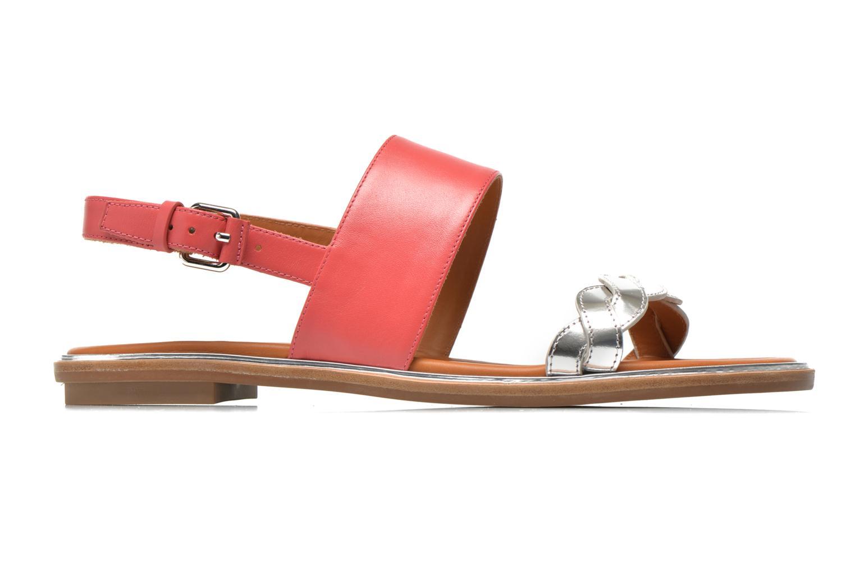 Sandales et nu-pieds What For Kimie Multicolore vue derrière