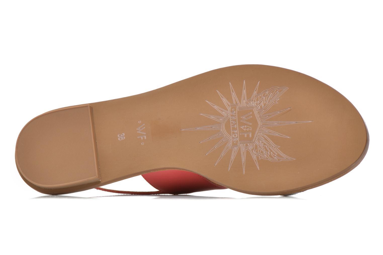 Sandales et nu-pieds What For Kimie Multicolore vue haut