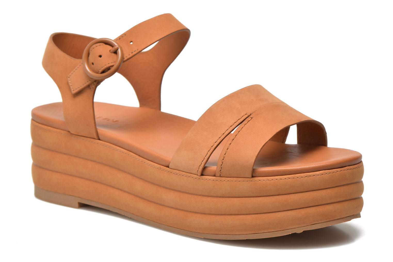 Sandali e scarpe aperte What For Kane Marrone vedi dettaglio/paio
