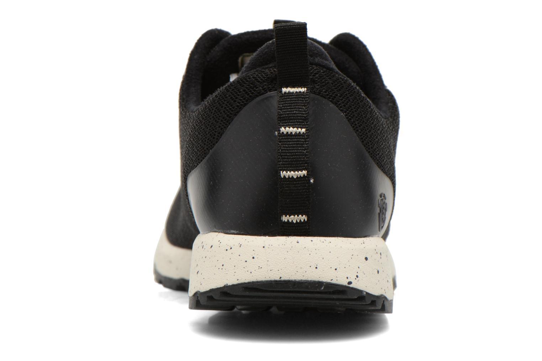 Sneaker Element Kahan schwarz ansicht von rechts