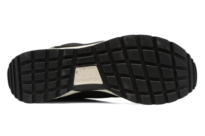 Sneaker Element Kahan schwarz ansicht von oben