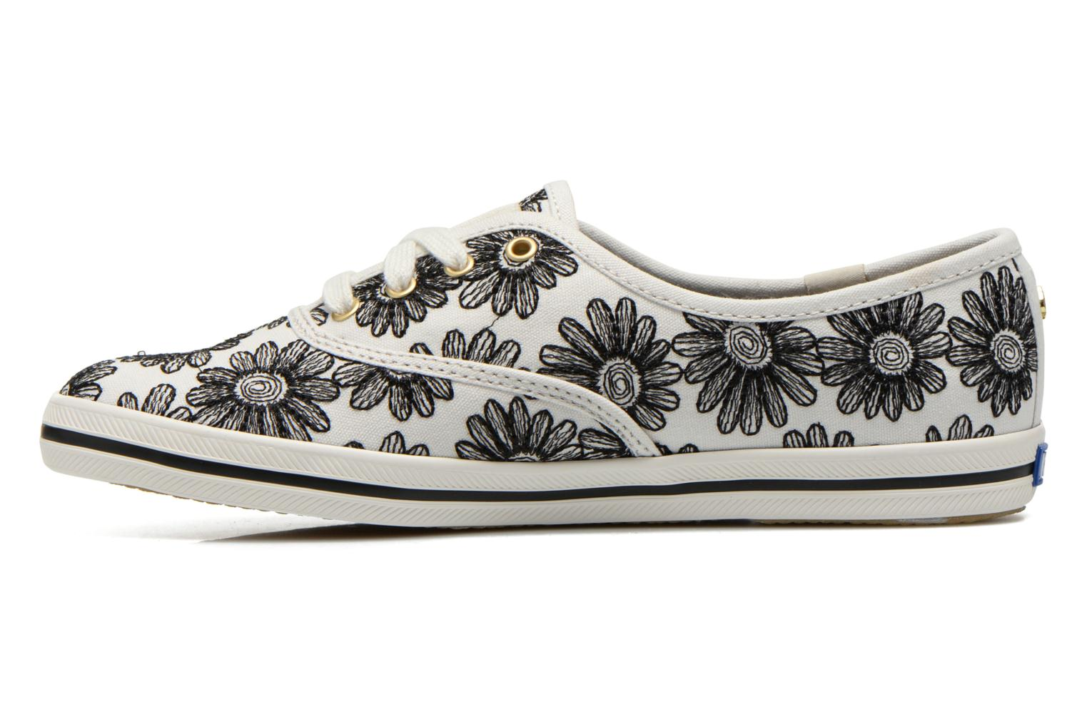 Trainers Keds Ch Daisy Embroidery Black front view