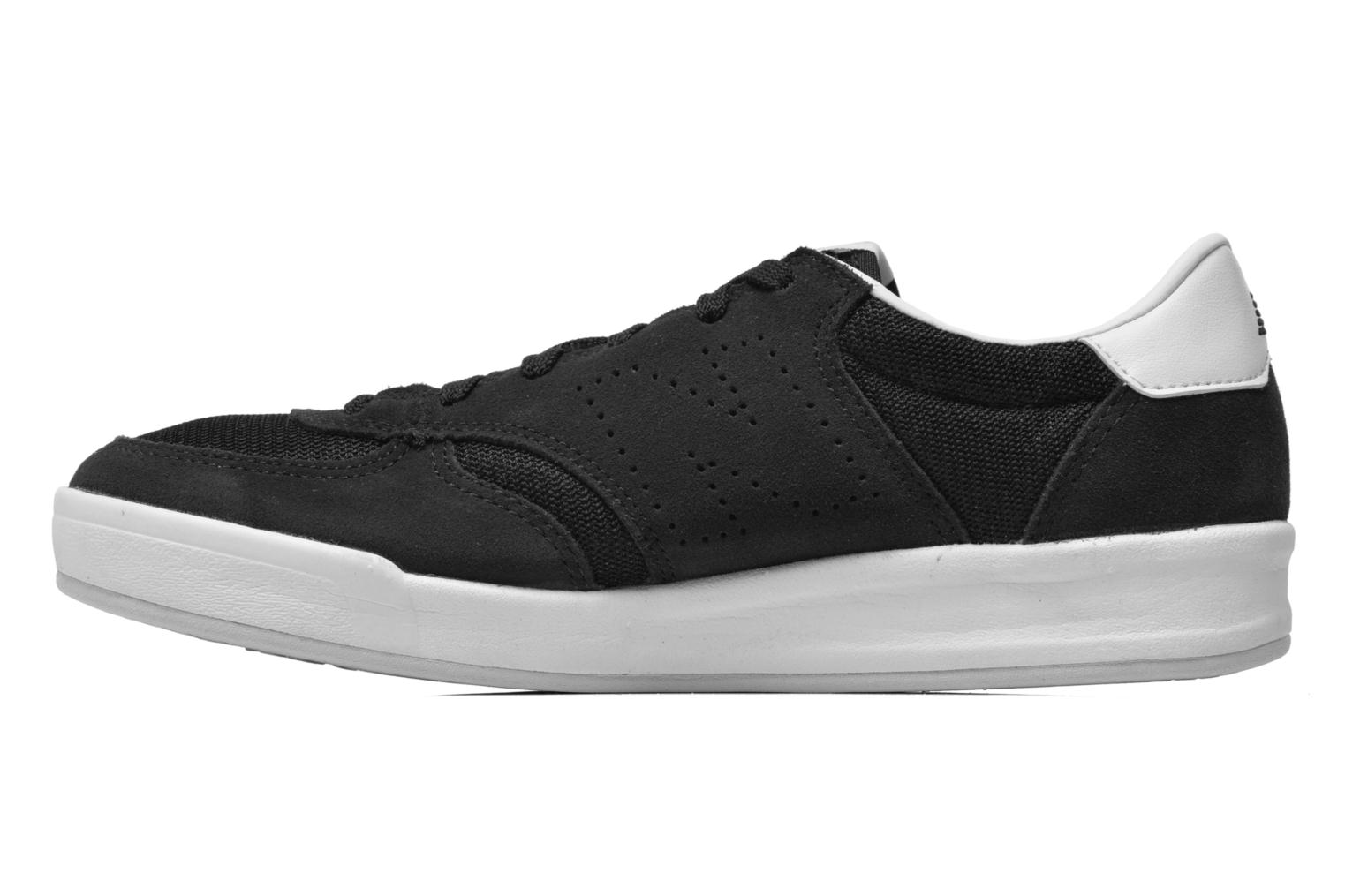 Baskets New Balance CRT300 Noir vue face