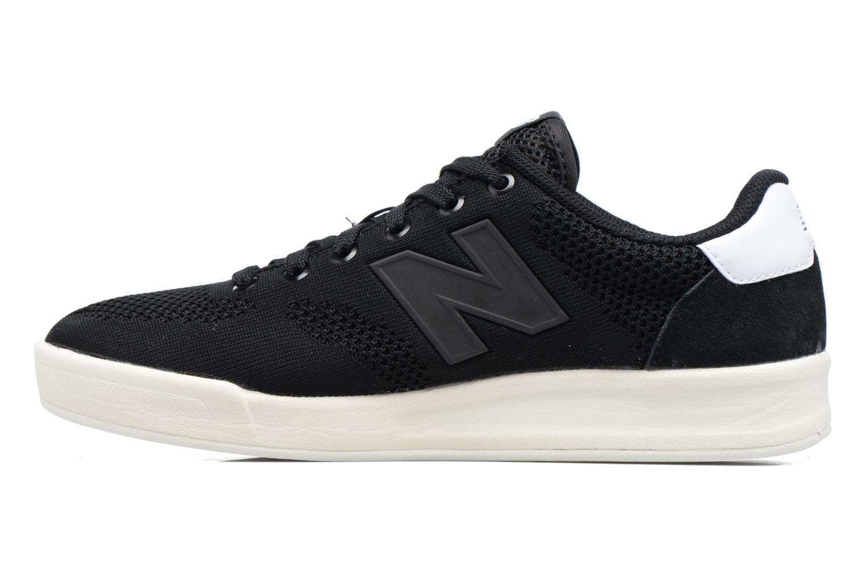 Deportivas New Balance CRT300 Negro vista de frente