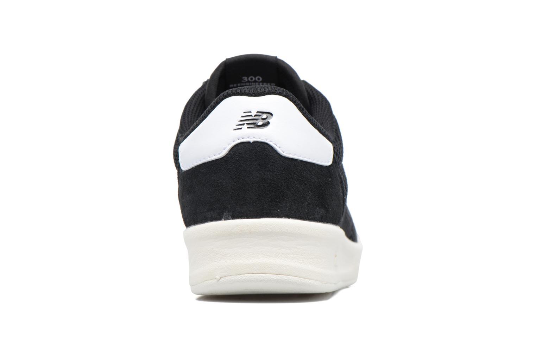 Sneaker New Balance CRT300 schwarz ansicht von rechts