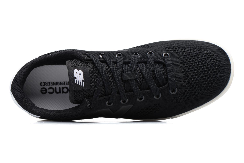 Sneaker New Balance CRT300 schwarz ansicht von links