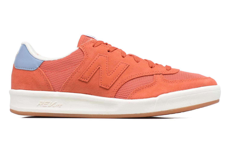 Sneaker New Balance CRT300 orange ansicht von hinten