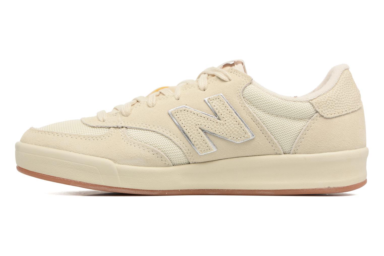 Sneaker New Balance CRT300 weiß ansicht von vorne