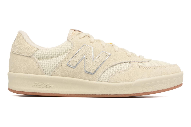 Sneaker New Balance CRT300 weiß ansicht von hinten