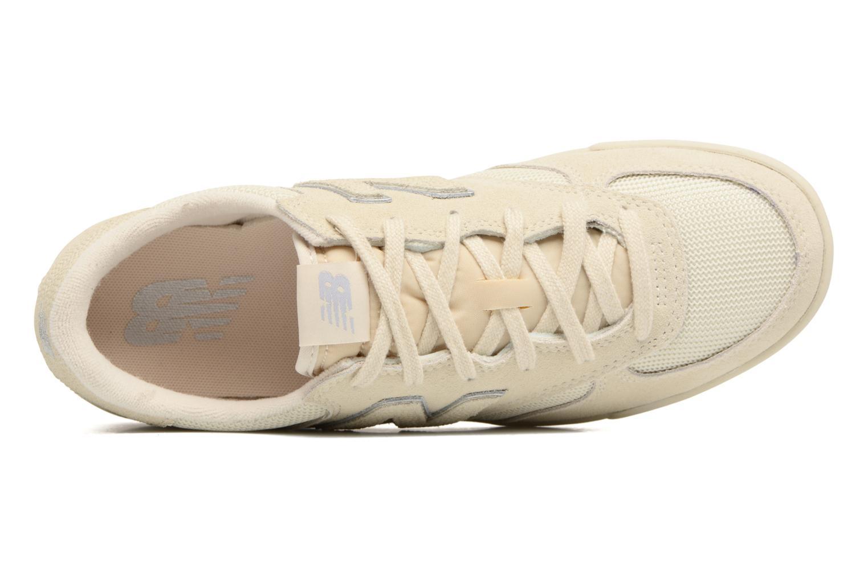 Sneaker New Balance CRT300 weiß ansicht von links