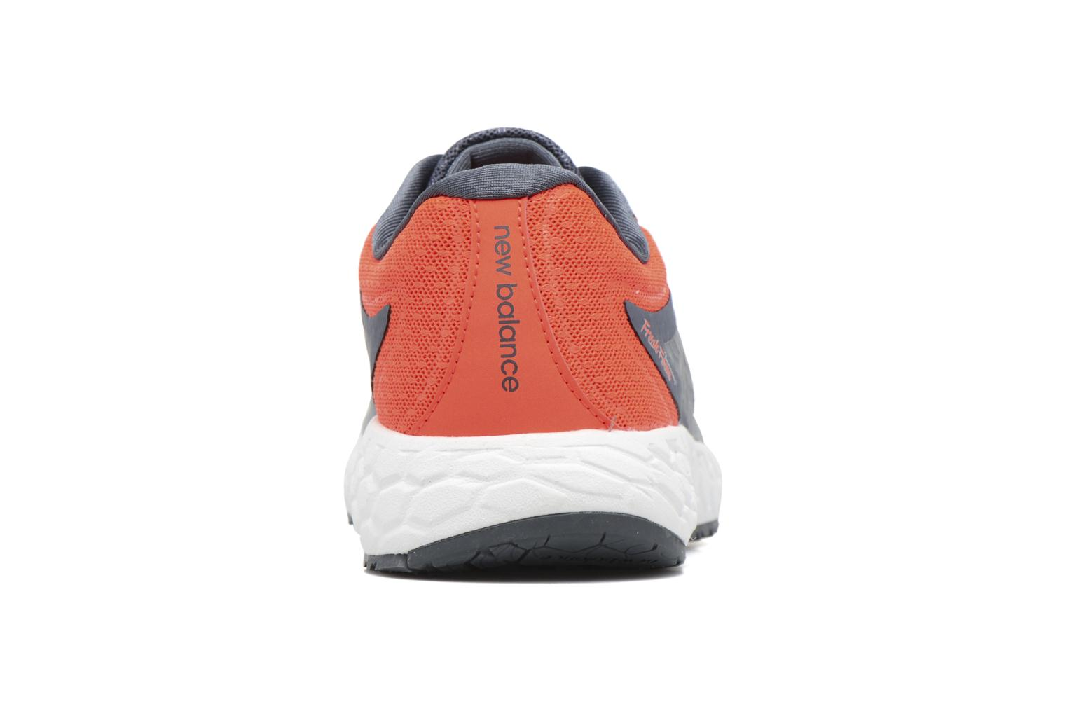 Sport shoes New Balance MBORA Grey view from the right