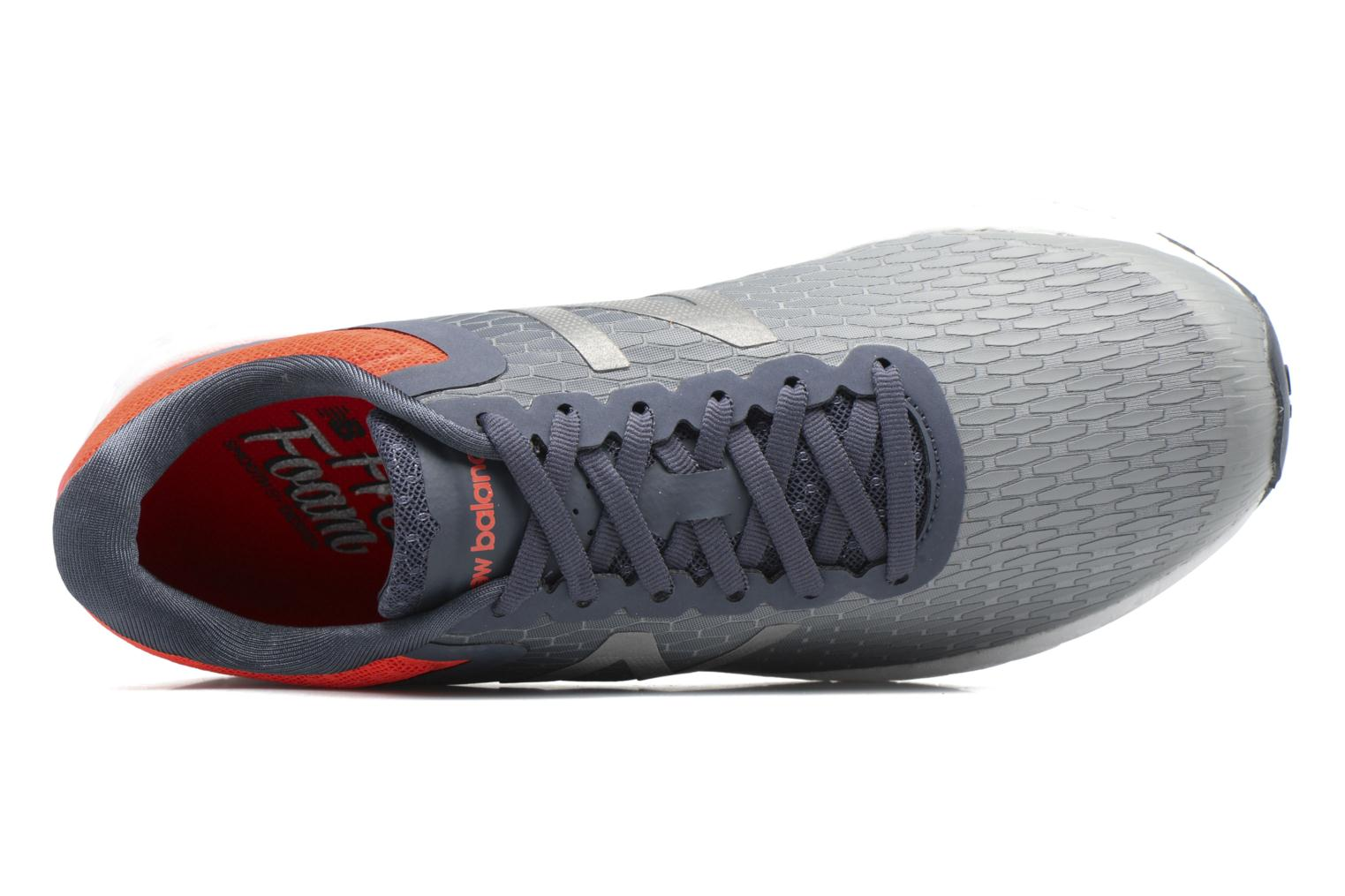 Sport shoes New Balance MBORA Grey view from the left