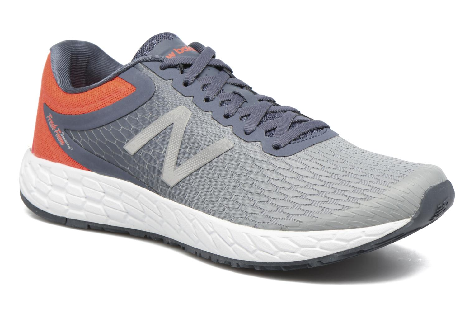 Sport shoes New Balance MBORA Grey detailed view/ Pair view