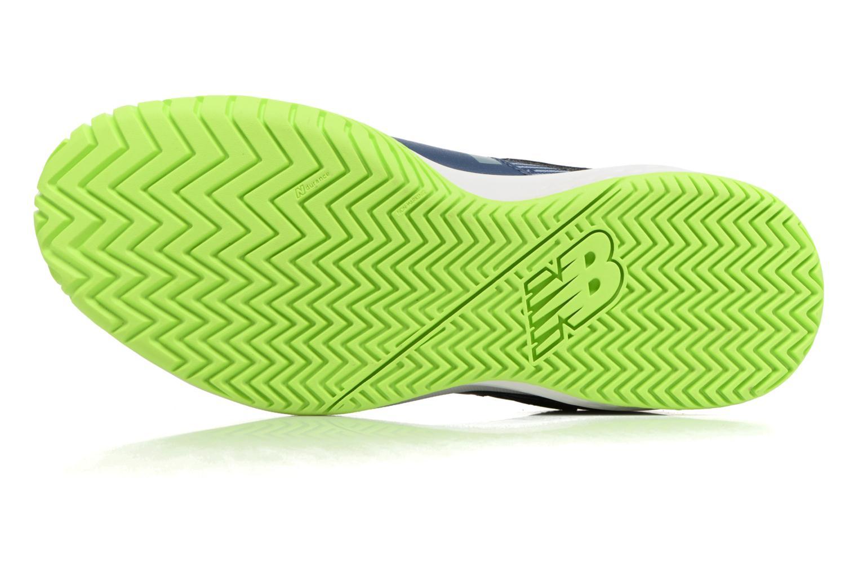 Chaussures de sport New Balance MC696 Bleu vue haut