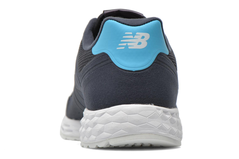Baskets New Balance MFL574 Bleu vue droite