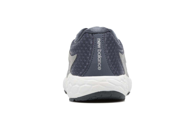 Chaussures de sport New Balance WBORA Argent vue droite