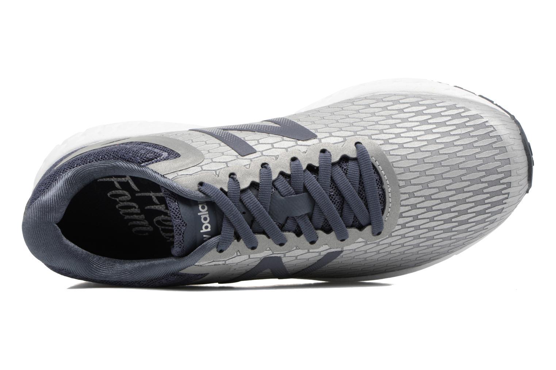 Chaussures de sport New Balance WBORA Argent vue gauche