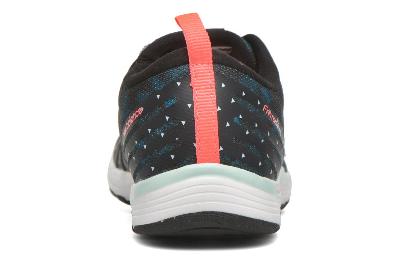 Chaussures de sport New Balance WX811 Noir vue droite