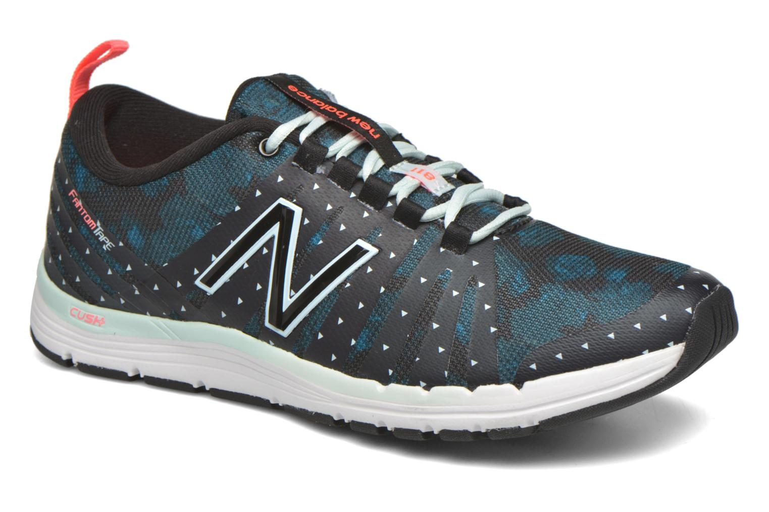 Sport shoes New Balance WX811 Black detailed view/ Pair view