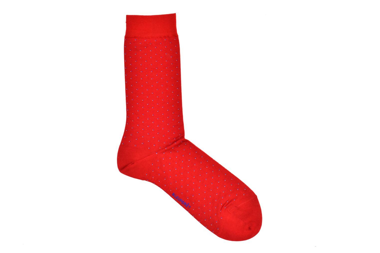 Chaussettes et collants BLEUFORÊT Chaussettes PLUMETIS F.E Rouge vue détail/paire