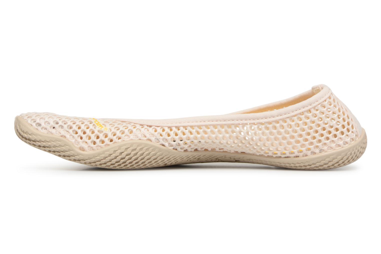 Chaussures de sport Vibram FiveFingers Vi-B Blanc vue face