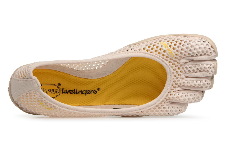 Chaussures de sport Vibram FiveFingers Vi-B Blanc vue gauche