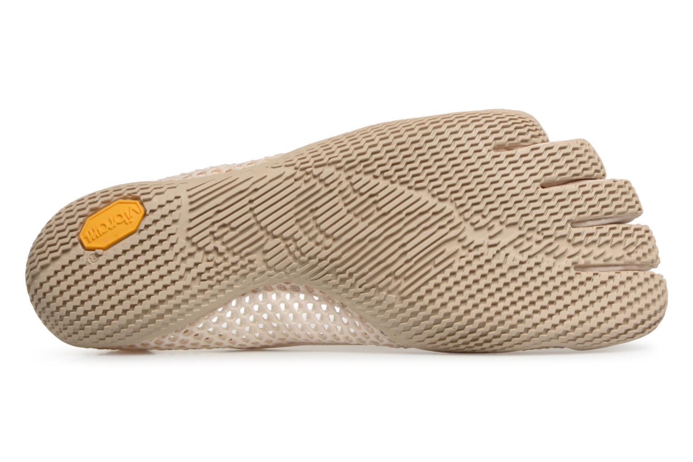 Chaussures de sport Vibram FiveFingers Vi-B Blanc vue haut
