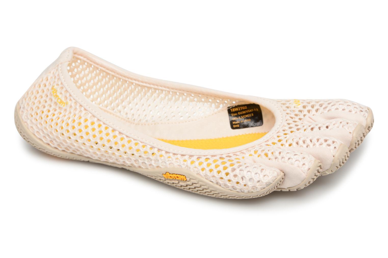 Chaussures de sport Vibram FiveFingers Vi-B Blanc vue détail/paire